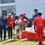 IAS VS IPS Cricket Match 2019